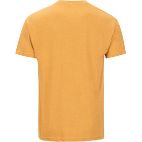 Marmot Chordata SS Tee Men, aztec gold heather